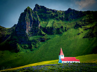 The Chapel at Vik, Vik Iceland