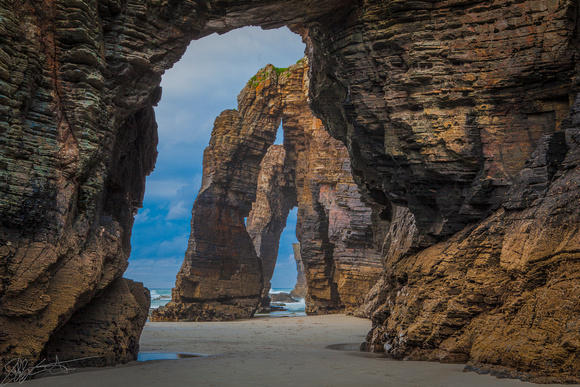 Playa de Las Catedrales, Spain