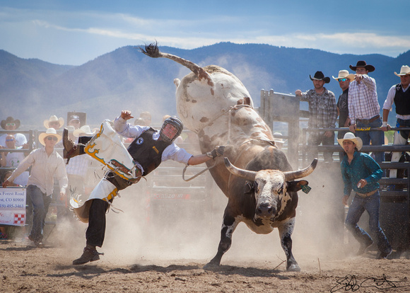 Tough Ride, Rodeo, Monument, Colorado